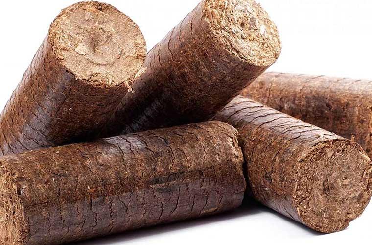 bois densifié