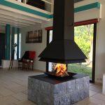 Foyer ouvert Vyrosa Montgo