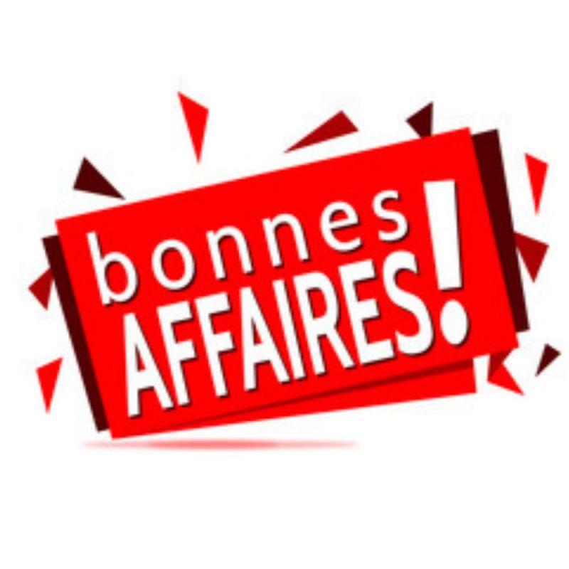 BANNIERE BONNES AFFAIRES