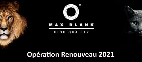 Max Blank, promo, 2021